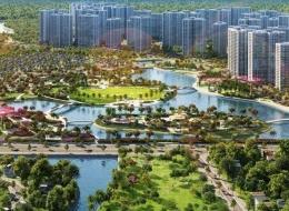 Chính thức ra mắt Vinhomes Grand Park 'Thành phố Thông minh – Công viên'